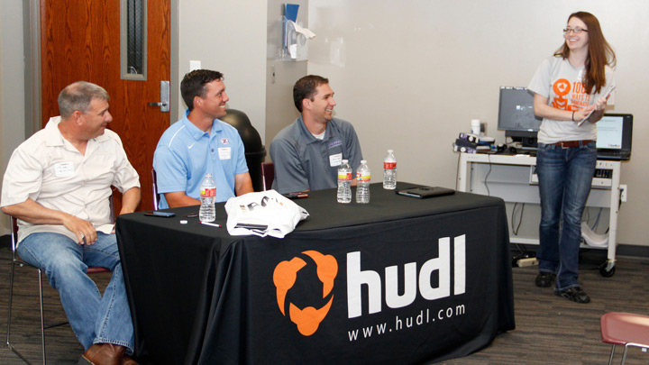 A Panel of Coaches Presents on Hudl